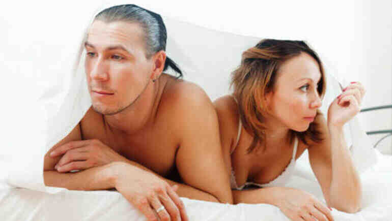 Cinsel ilişki ağrısının sebebi ve çözümü nedir